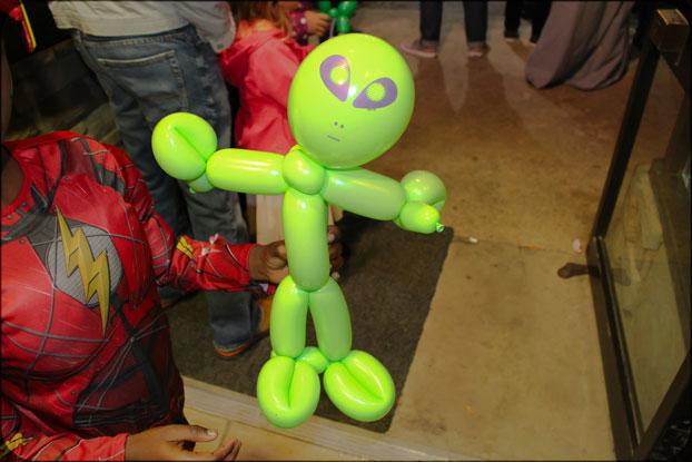 Alien Baloon