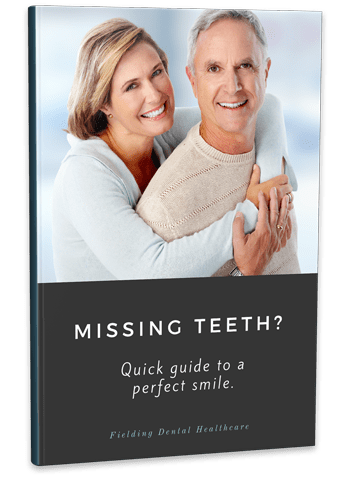Missing Teeth - Quick Guide to a Perfect Smile - Ebook