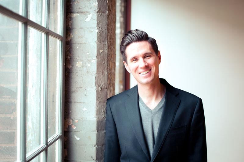 Dr Ben Fielding Smiling